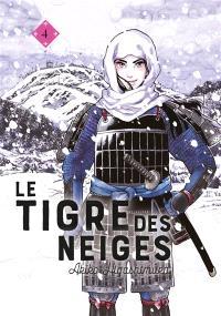 Le tigre des neiges. Volume 4
