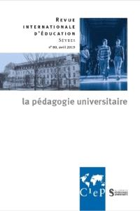 Revue internationale d'éducation. n° 80, La pédagogie universitaire