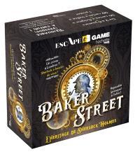 Escape game : Baker street : l'héritage de Sherlock Holmes