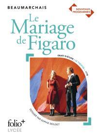 Le mariage de Figaro : bac 2020