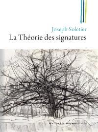 La théorie des signatures