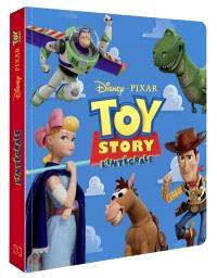 Toy story : l'intégrale