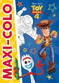 Toy story 4 : maxi colo