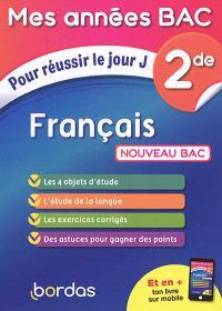 Français 2de : nouveau bac