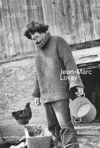 Quarto, revue des archives littéraires suisses. n° 46, Jean-Marc Lovay