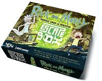 Escape box Rick et Morty : panique dans le Minivers