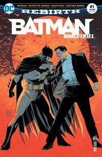 Batman rebirth bimestriel. n° 1