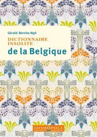 Dictionnaire insolite de la Belgique