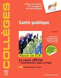 Santé publique : réussir ses ECNi
