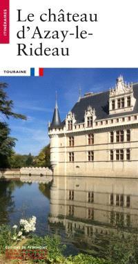 Das Schloss Azay-le-Rideau