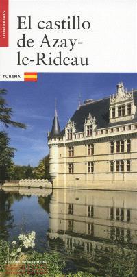 El castillo de Azay-le-Rideau