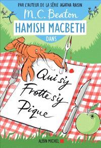 Hamish MacBeth. Volume 3, Qui s'y frotte s'y pique