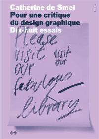 Pour une critique du design graphique