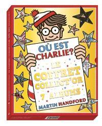 Où est Charlie ? : le coffret collect'or : 7 albums