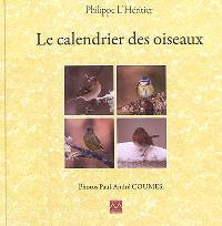 Le calendrier des oiseaux