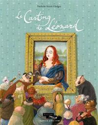 Le casting de Léonard