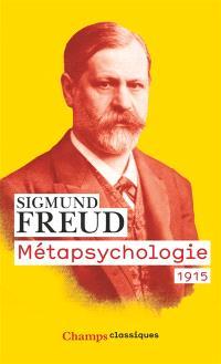 Métapsychologie : 1915