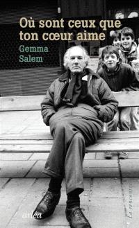 Où sont ceux que ton coeur aime : sur la tombe de Thomas Bernhard