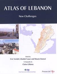 Atlas of Lebanon : new challenges