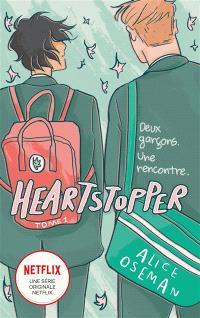 Heartstopper. Volume 1, Deux garçons, une rencontre