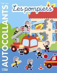 Les pompiers : autocollants
