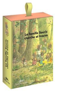La famille Souris cherche et trouve