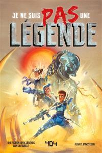 Je ne suis pas une légende : une fiction Apex legends non-officielle