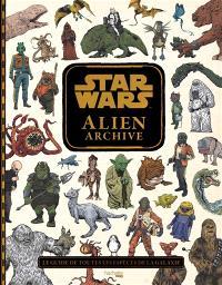 Star wars : alien archive : le guide de toutes les espèces de la galaxie