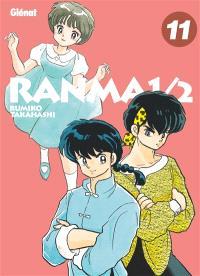Ranma 1-2 : édition originale. Volume 11
