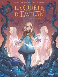 La quête d'Ewilan. Volume 7, L'île du destin