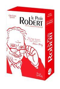Le Petit Robert de la langue française : 2020