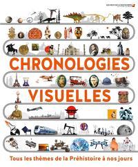 Chronologies visuelles : tous les thèmes de la préhistoire à nos jours