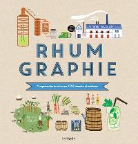 Rhumgraphie : comprendre le rhum en 100 dessins et schémas