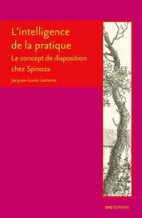 L'intelligence de la pratique : le concept de disposition chez Spinoza