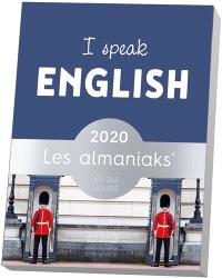 I speak English 2020