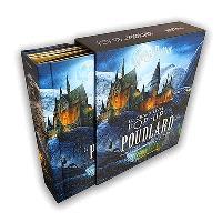 Harry Potter : le grand livre pop-up de Poudlard