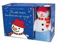 Coffret Où est mon bonhomme de neige ?