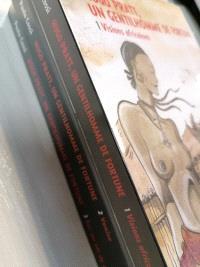 Hugo Pratt, un gentilhomme de fortune : pack 3 volumes