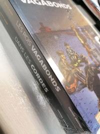 Rois vagabonds + Dans les cordes : pack 2 volumes