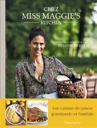 Chez Miss Maggie's kitchen