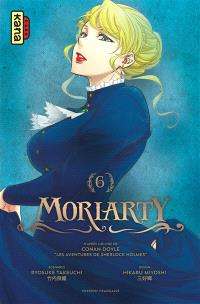 Moriarty. Volume 6