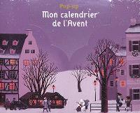 Mon calendrier de l'Avent : pop-up
