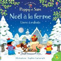 Noël à la ferme : livre à rabats