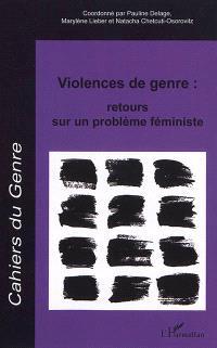 Cahiers du genre. n° 66, Violences de genre : retours sur un problème féministe