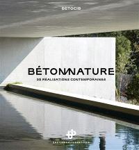 Béton nature : 35 réalisations contemporaines