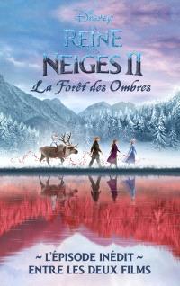 La reine des neiges II : la forêt des ombres : l'épisode inédit entre les deux films