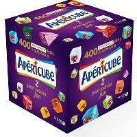 Roll'cube Apéricube 2 : 400 nouveaux défis & questions pour soirées fun