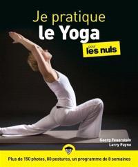 Je pratique le yoga pour les nuls