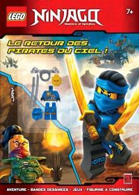 Lego Ninjago : le retour des pirates du ciel