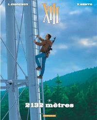 XIII. Volume 26, 2.132 mètres